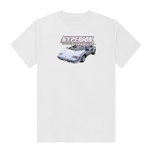 """""""Countach"""" T-shirt"""