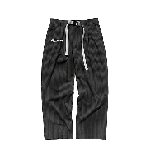 HYPERION PINSTRIPE TROUSERS
