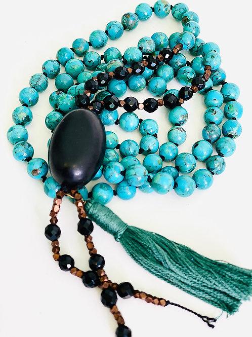 Inner Strength Mala Necklace - No. 2
