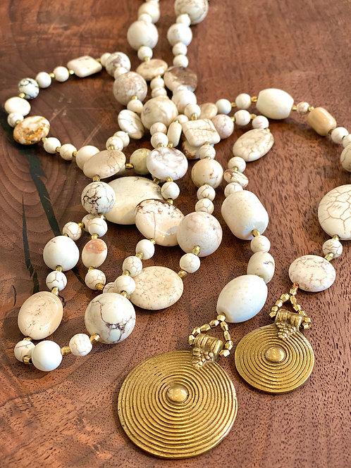 Calming Wrap Necklace