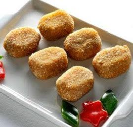 Nuggets de Vegetais - sem glúten
