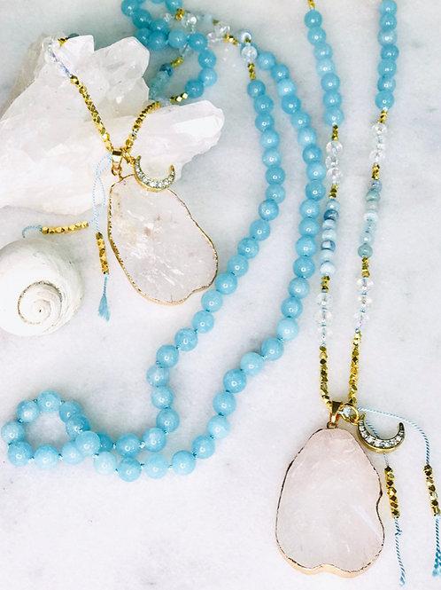Luna Mar Mala Necklace