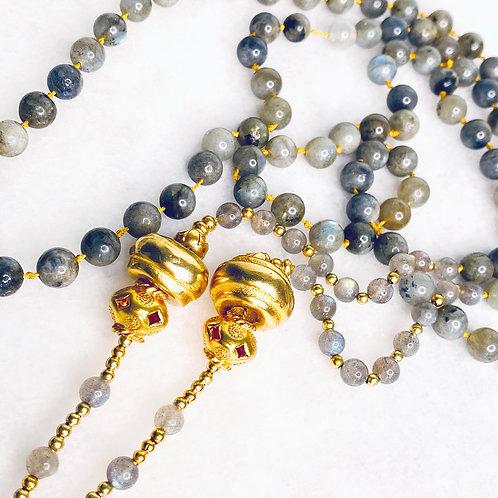 Self Realization Wrap Necklace