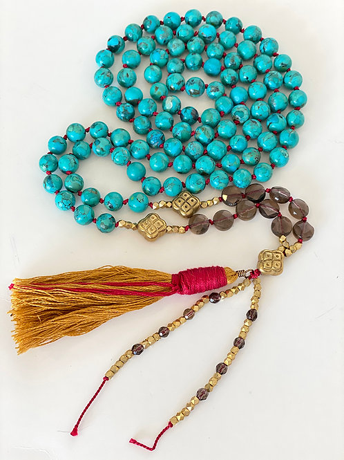 Sacred Protection Mala Necklace - No. 1