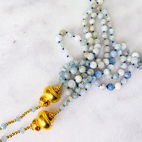 Soul Soothing Wrap Necklace