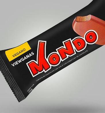Mondo Chocolate com Avelã