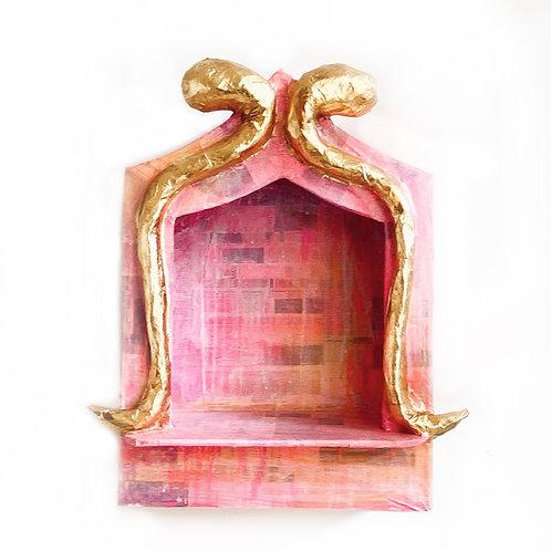 Snake Goddess Altar No.2