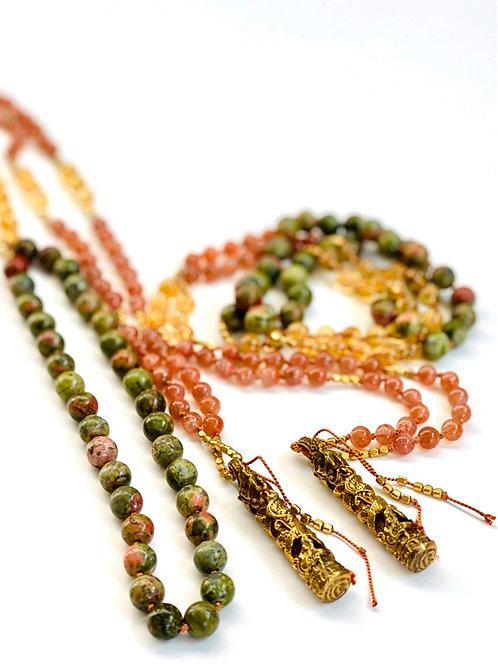 Mystic Transformation Mala Necklace