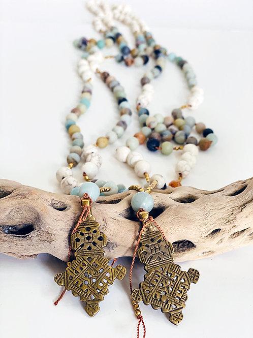 Deep Faith Mala Necklace