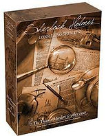 Sherlock Holmes Consulting Detective box