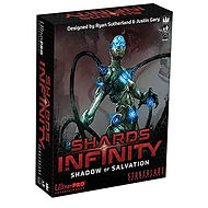 Shards of Infinity Shadows of Salvation.