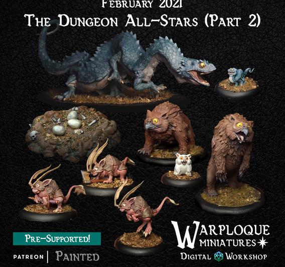 Warploque Digital Dungeon-All-Stars-Part