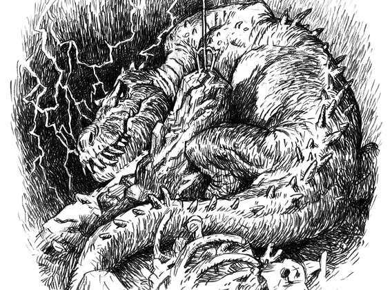 Forbidden Lands Graveyard of Thunder 3.j