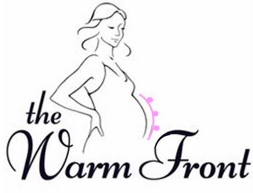 TWF Logo_Pink Warm Front WITHOUT umbrell
