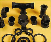 rubber and PVC injection molded products