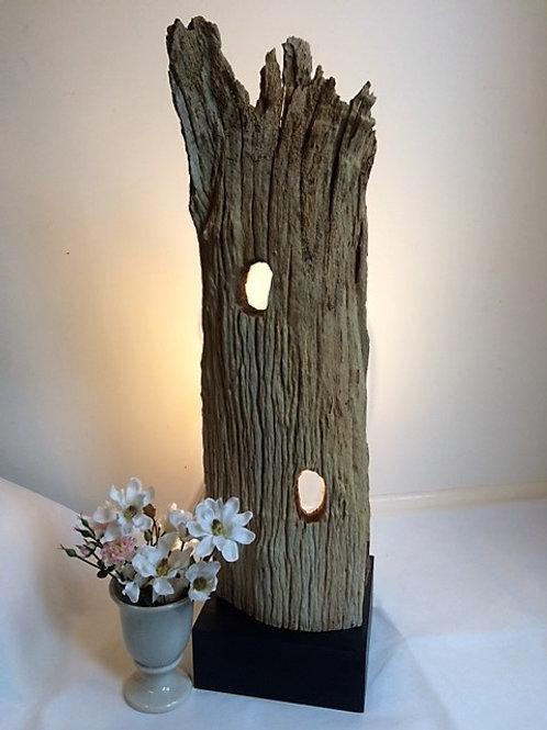 Driftwood Floor Lamp - 90cm