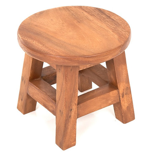 Childs Wooden Stool