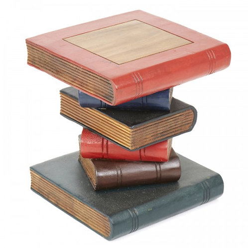 Small Painted Book Table