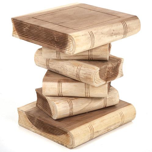 Medium Book Table - Natural