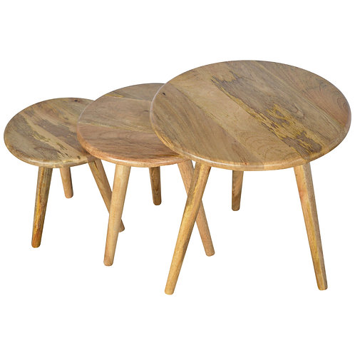 Nordic Style Nest Of Tables
