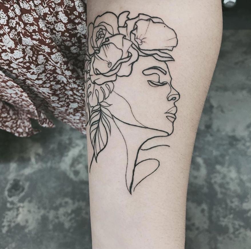 Tattoo Art by Nikki Rodriguez