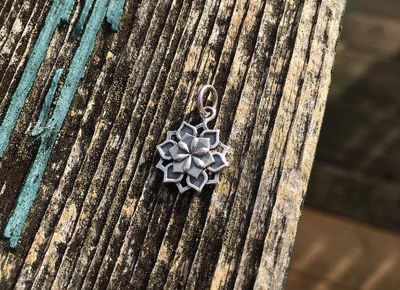 Small mandala pendant