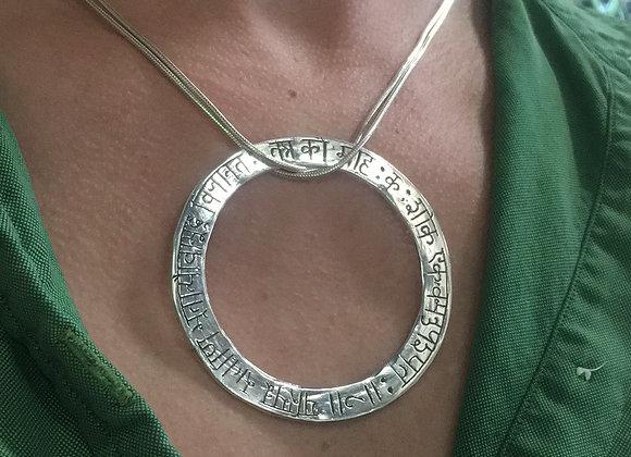 Sonja Picard Necklace Modern Mantra Necklace