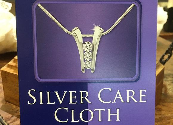 Large silver polishing cloth