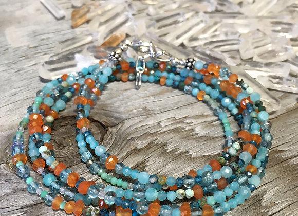 GenVie designs wrap bracelet