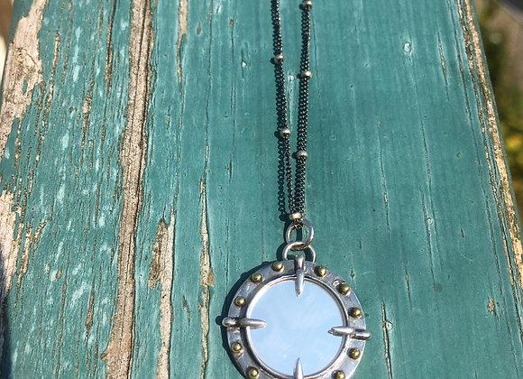 Sacred mirrors pendant