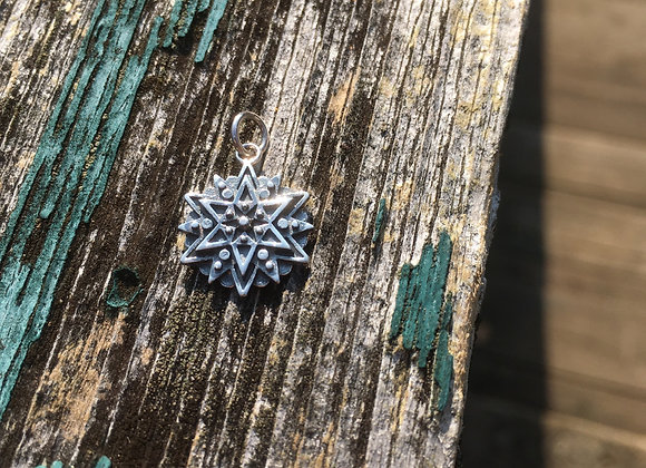Inspiration mandala pendant