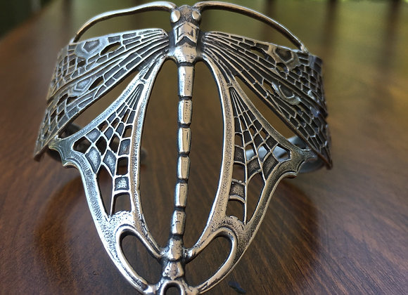 Bosco Bling sterling silver butterfly cuff
