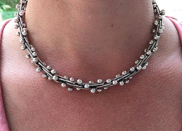 Spratling style necklace