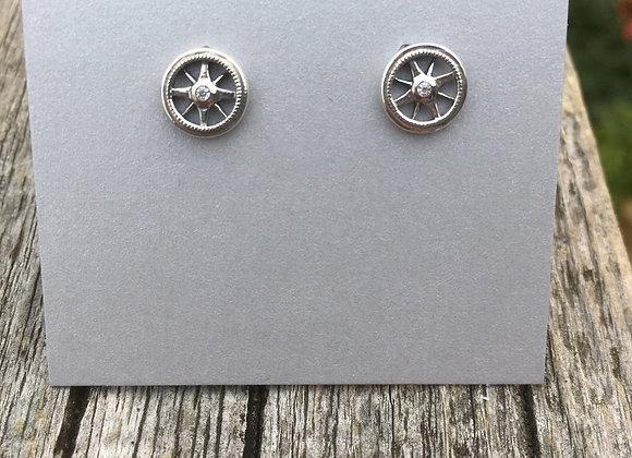 True North earrings
