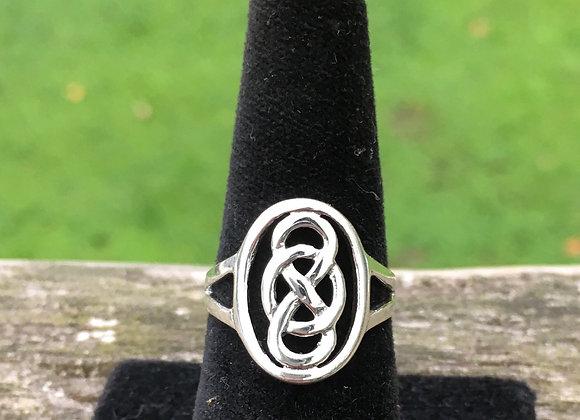 Trinity Celtic ring