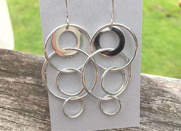 Multi loops earrings
