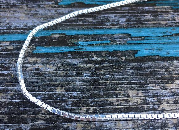 24 inch medium box link chain