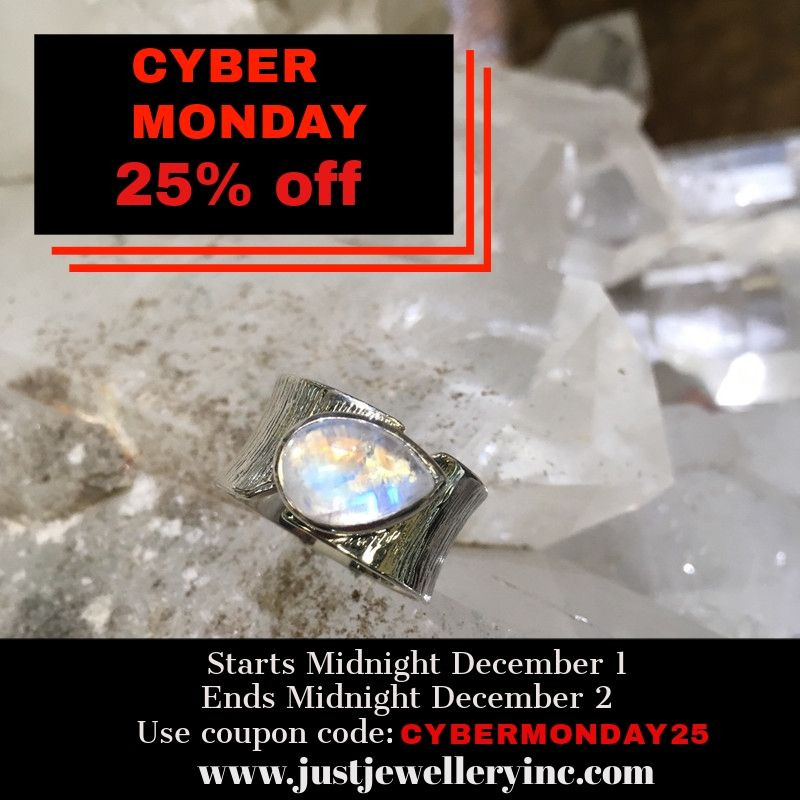 Cyber Monday December 2 Online Only!