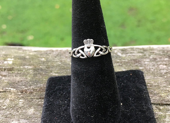Claddah Celtic ring