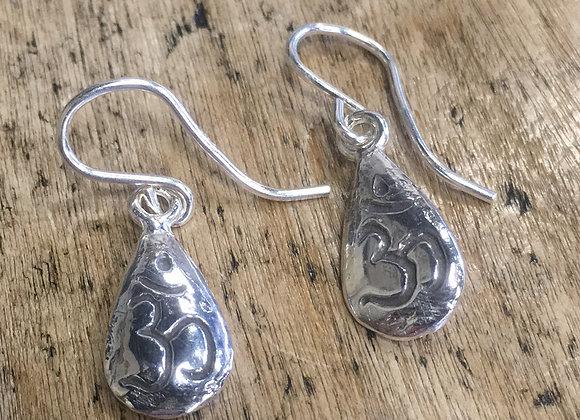 Sonja Picard Om drop earrings