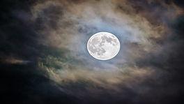 Scary Halloween Moon Music
