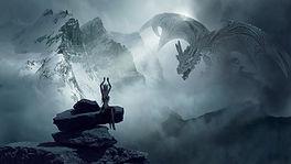 Dark Fantasy Dragon