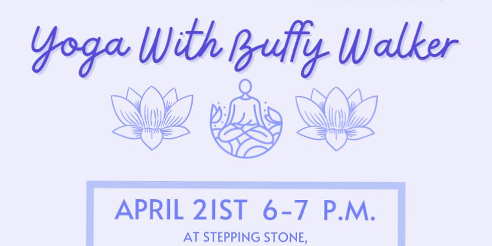 Yoga with Buffy: Wellness Wednesday Series