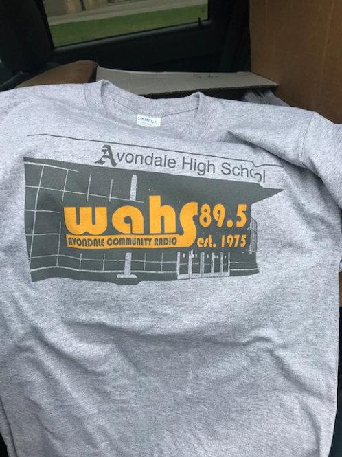 WAHS T-Shirt (Gray)