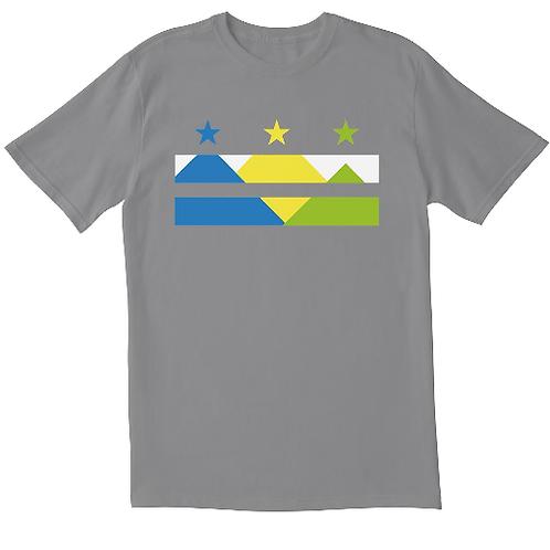 E.L. Haynes DC Flag T-Shirt - ADULT