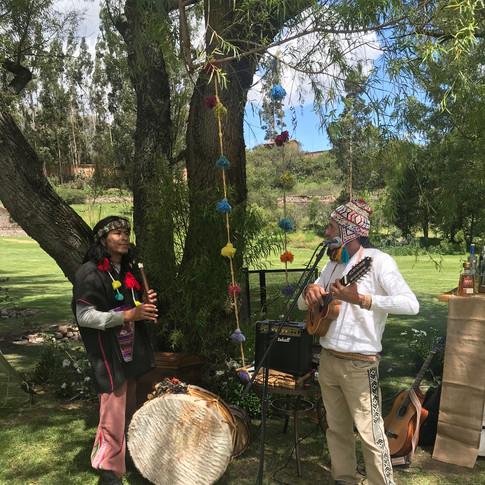 Peruan music