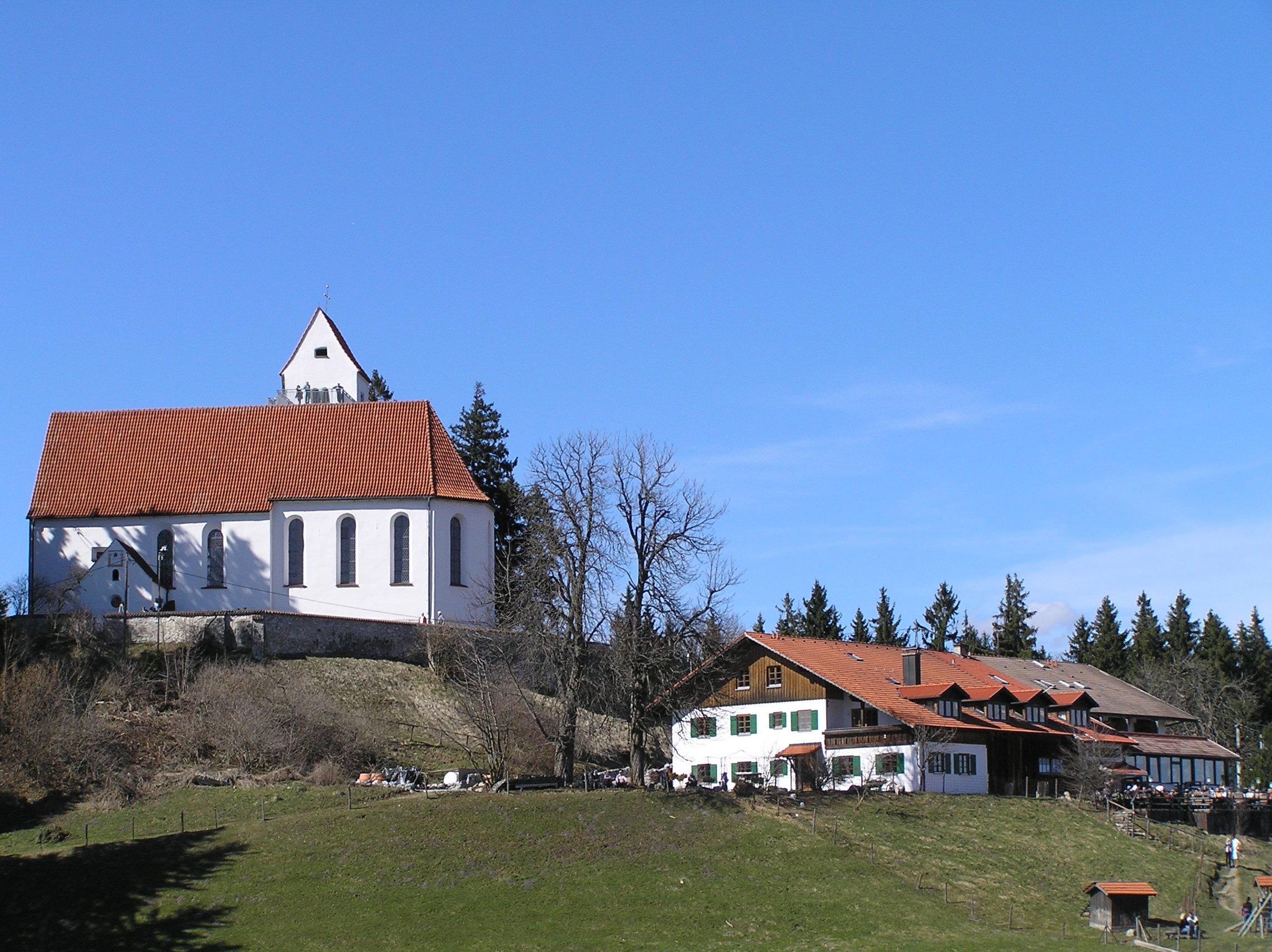 St. Peter u Paul Stötten a. Auerberg
