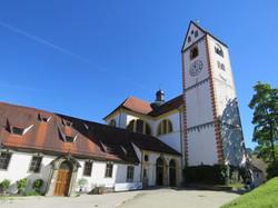 Kirche St. Mang Füssen