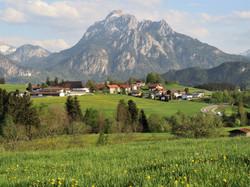 Blick nach Eschach