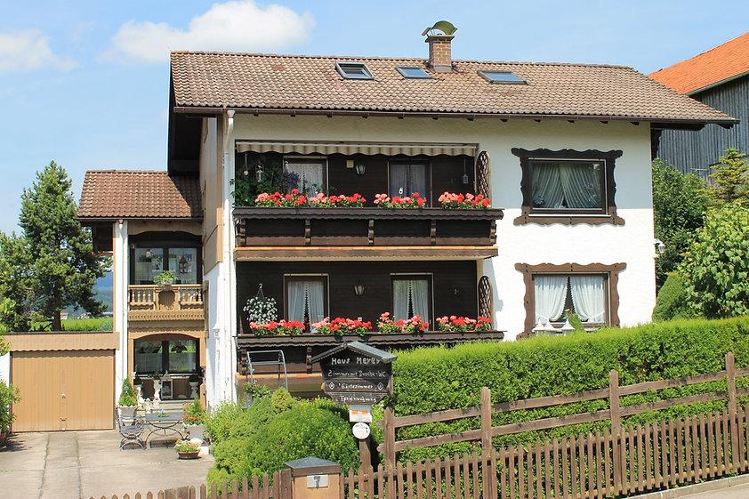 Gästehaus Meyer, Füssen, Hopfen am See